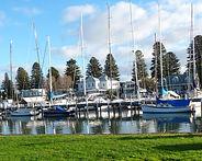 011c 2010 Port Fairy - Moyne River boats