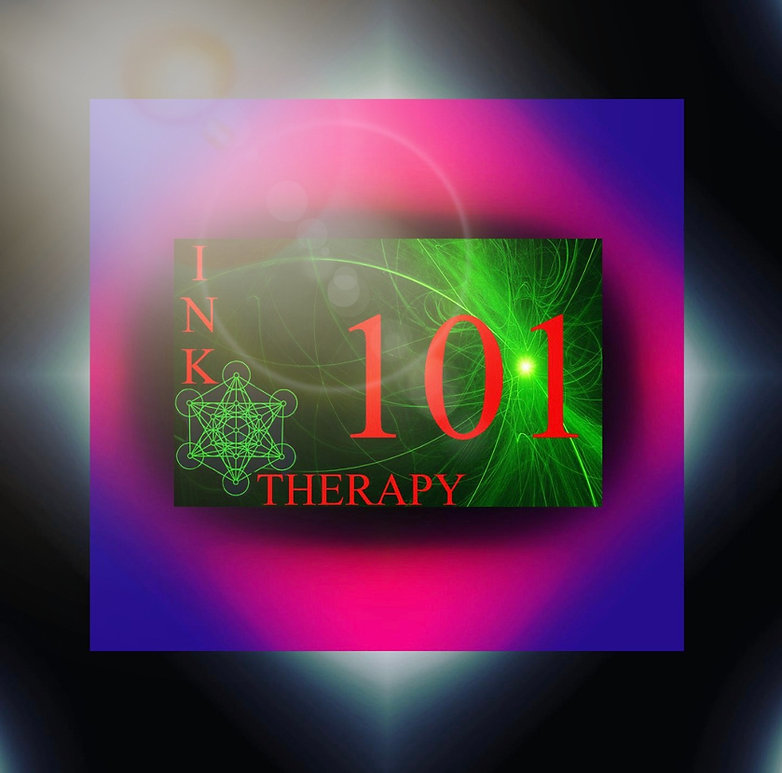 Logo for Ink Therapy 101