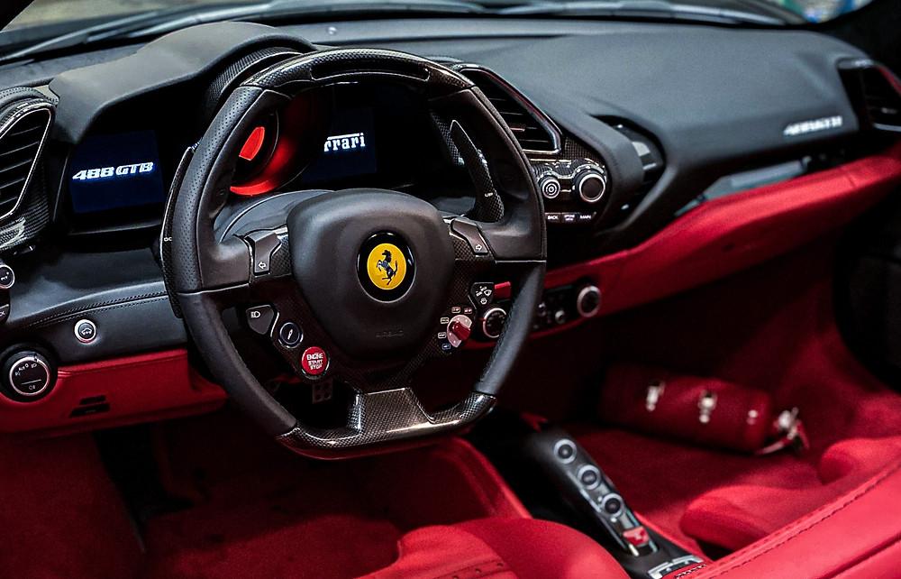 Interior Auto Detailing by Wetwerks Autospa