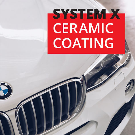 Wetwerks Auto Spa - System X Ceramic Coating - Vancouver Ceramic Coating Services