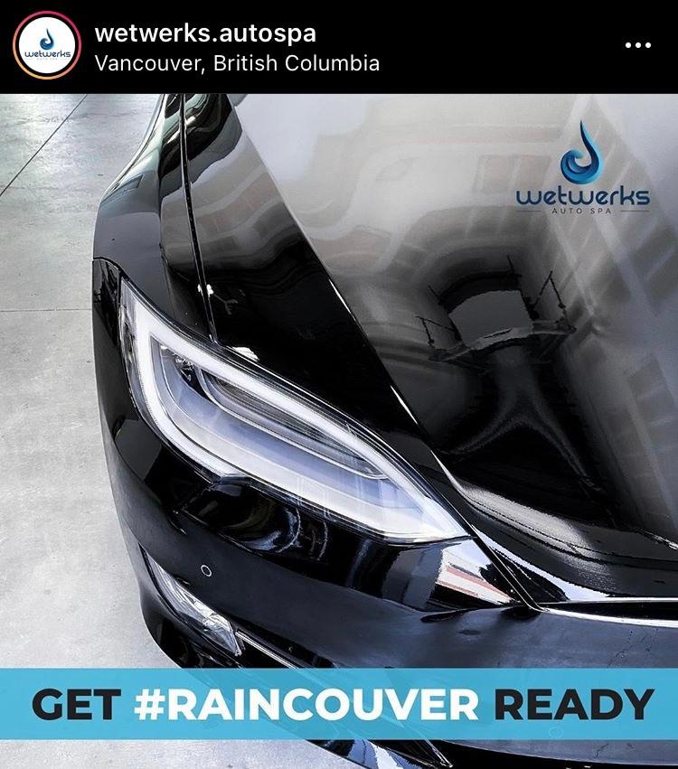 wetwerks auto spa instagram profile link