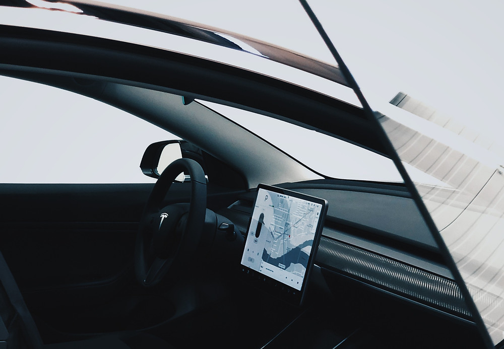 Tesla Paint Protection and Interior Auto-Detailing by Wetwerks Auto Spa Vancouver