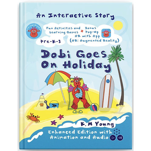 Dobi Goes On Holiday (Enhanced Ebook Edition) Only available through Apple link.