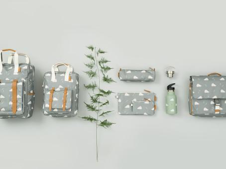 Les sacs à dos en bouteilles PET recyclées, la mode de demain