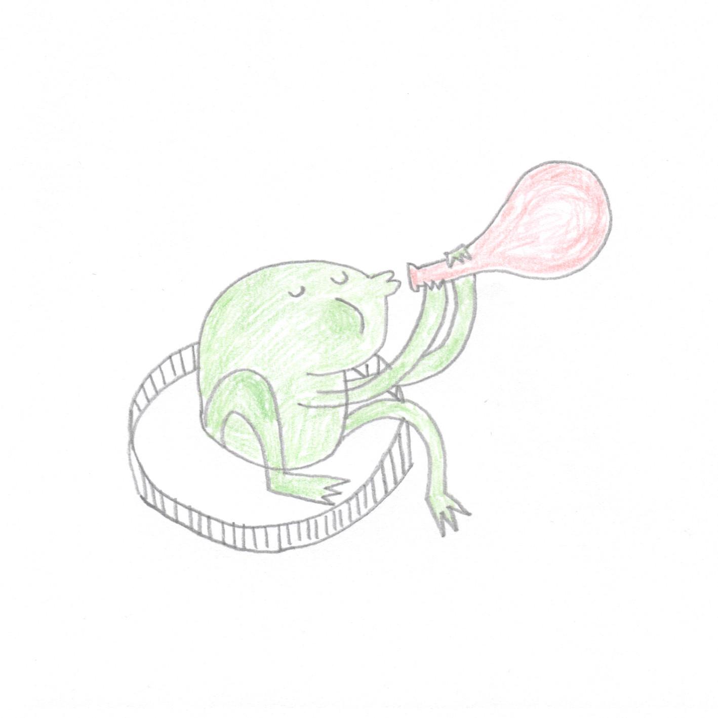 Balloon Frog