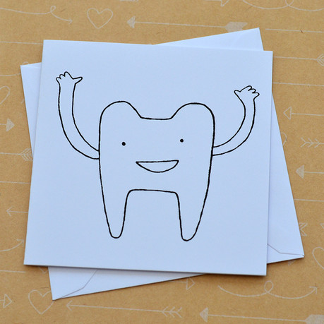 Tooth Card