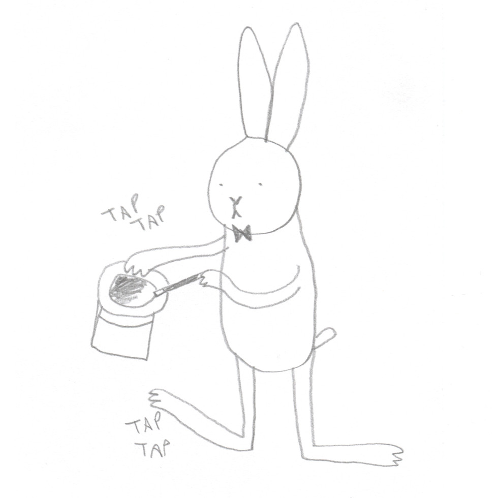 Magic Rabbit in Action