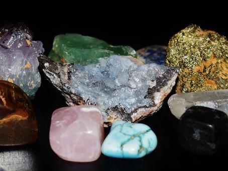 Les bienfaits de vos pierres