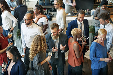 Business People Mingling