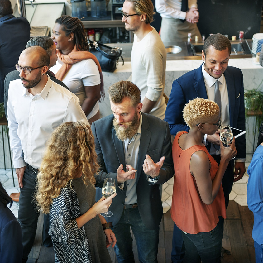 Mix and Mingle Networking Event