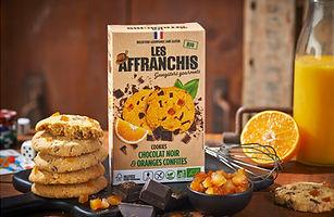 Choco Orange ambiance Les Affranchis Bio