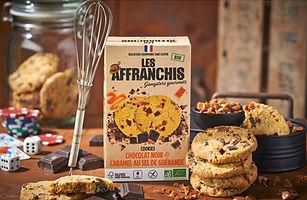 Choco Caramel ambiance Les Affranchis Bi