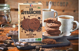 Choco Cacao ambiance Les Affranchis Bio