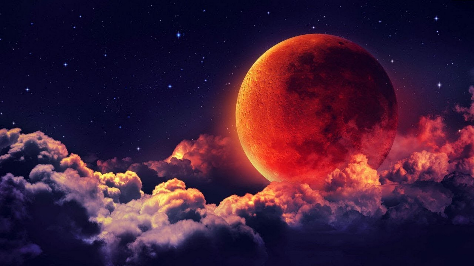 Super-Blood-Moon-Wallpaper