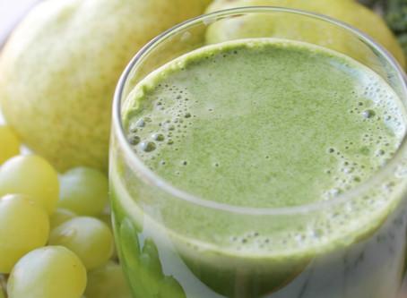 Green Grape & Pear