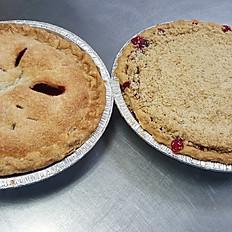 Cherry, Berry Pies