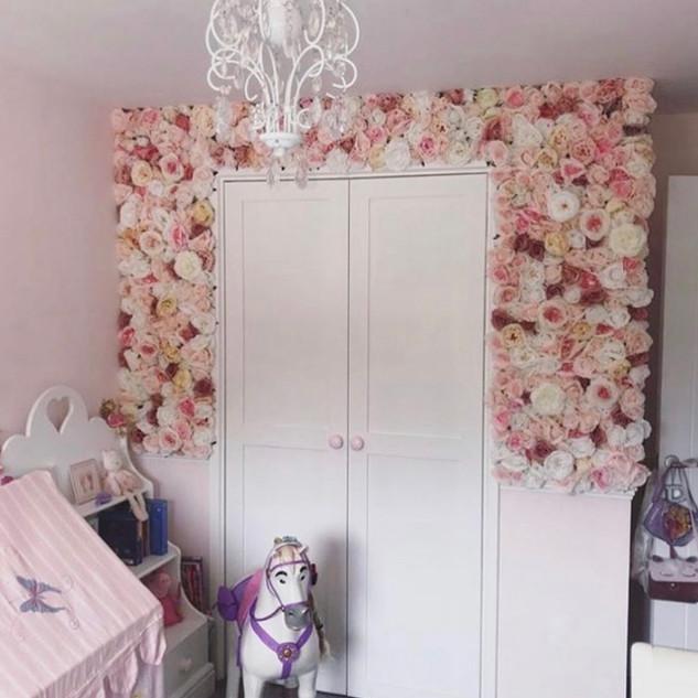 girls nursery decoration