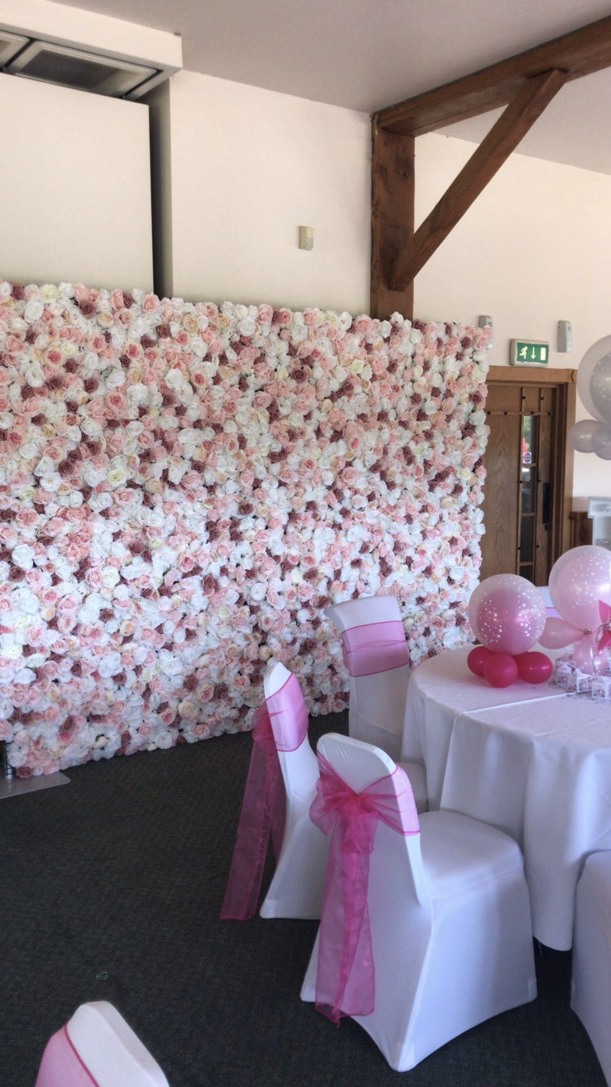 flowerwall hire london