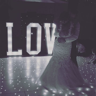 led love letters for hire hire kent