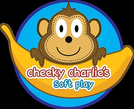 Cheeky Charlie's Soft Play Logo NEW 2017