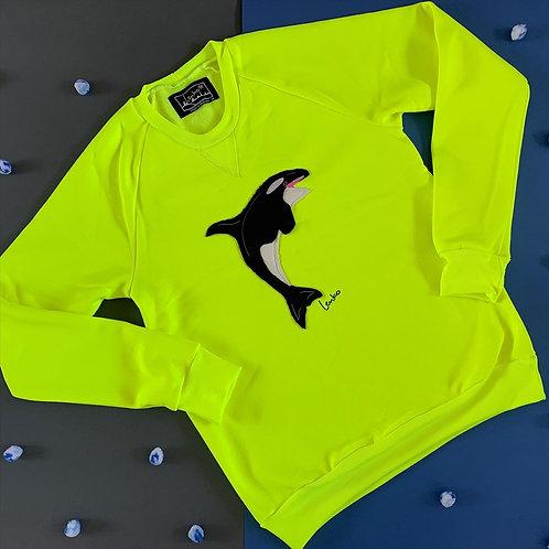Animal Sweater - Orca