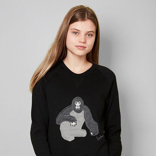 Animal Sweater- Gorilla