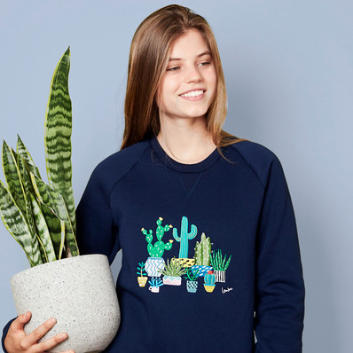 Plantastic! New Succulent Sweaters