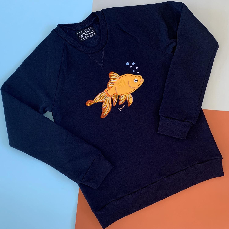 2020- Goldfish