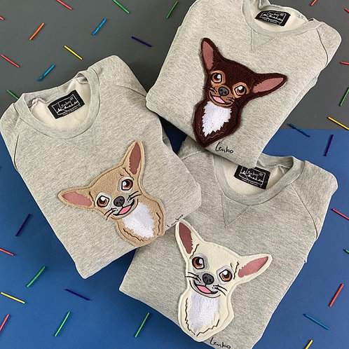 Animal Sweater - Chihuahua