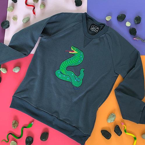 Animal Sweater- Snake