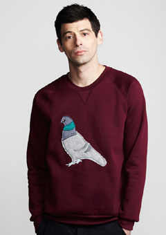 Jake in Pigeon