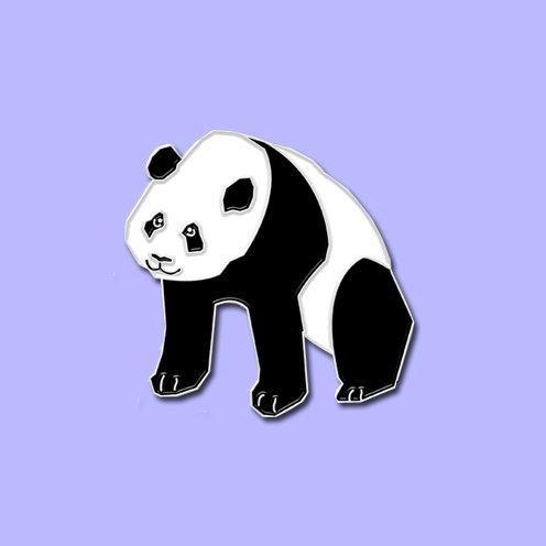 Animal Pin- Panda