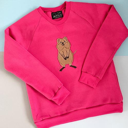 Animal Sweater - Quokka