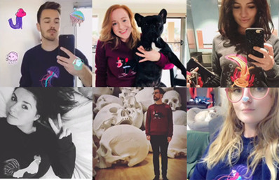 Animal Sweater Photo Competition!