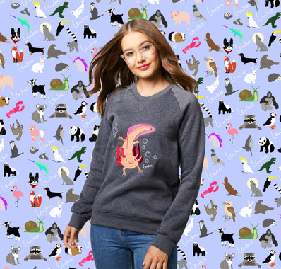 Choose the Animal for the Next Lenko Sweater!