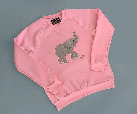 Animal Sweater - Elephant