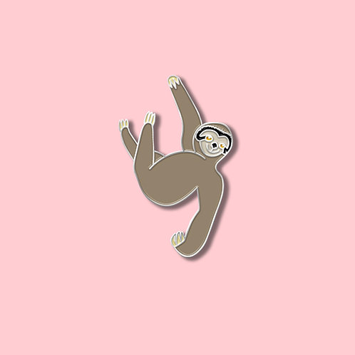 Animal Pin- Sloth