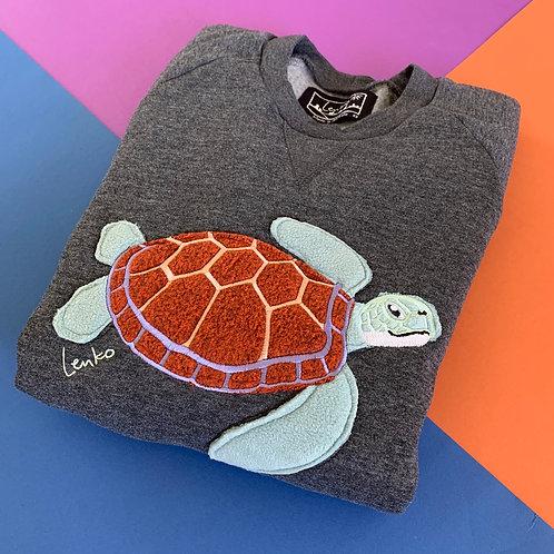 Animal Sweater - Sea Turtle