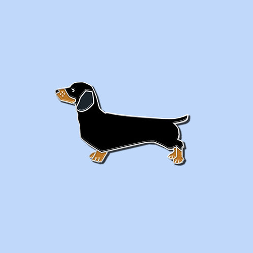 Animal Pin- Dachshund