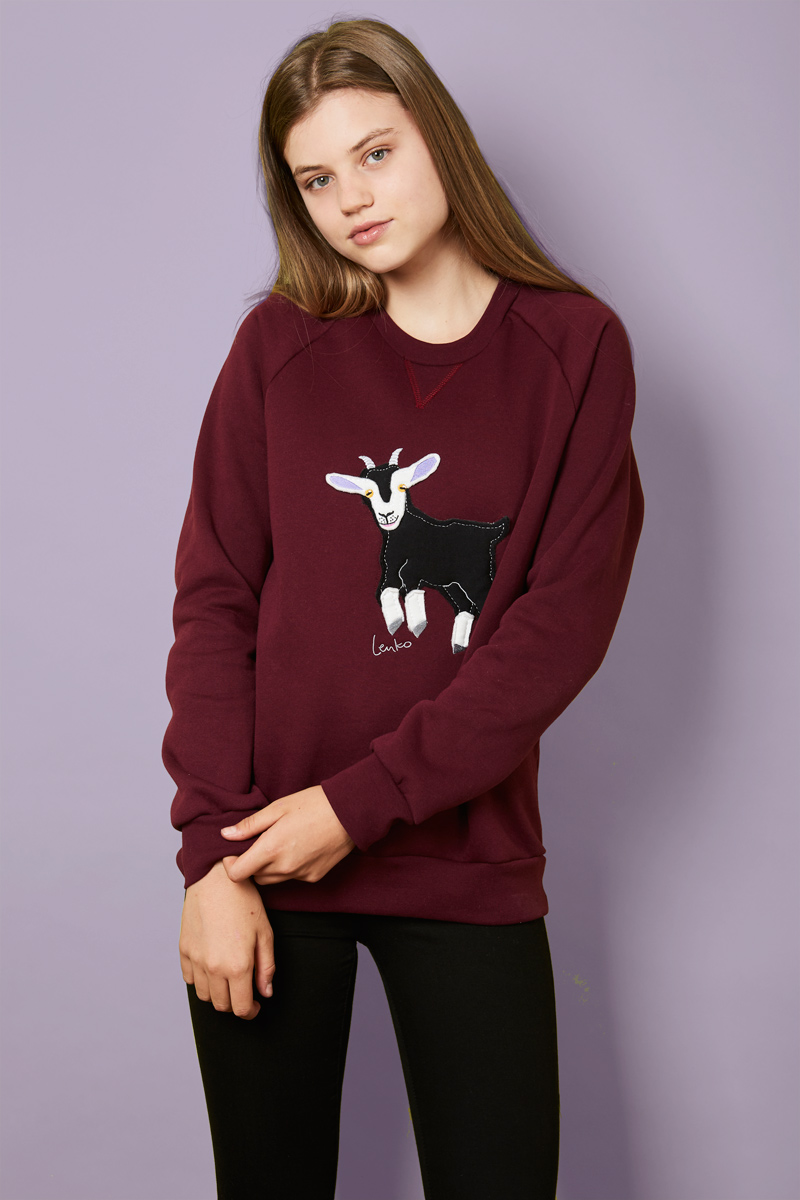 2017- Goat