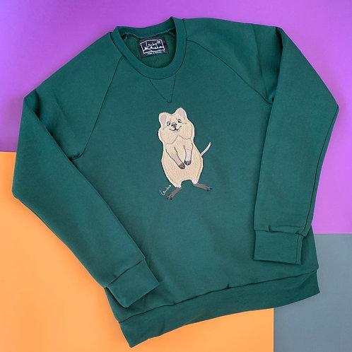2nd Pre-Sale Animal Sweater - Quokka