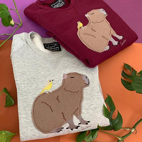 Animal Sweater - Capybara