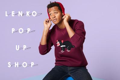 Lenko Pop Up Shop!