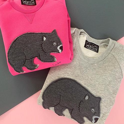 Animal Sweater - Wombat
