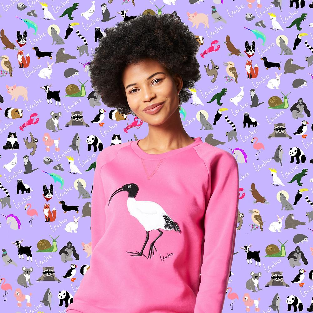 2020 Lenko Animal Sweater Competition