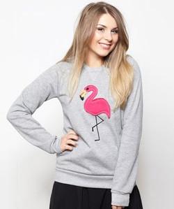 Brooke in Flamingo