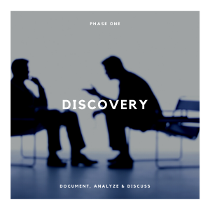 PHASE ONE - DISCOVERY