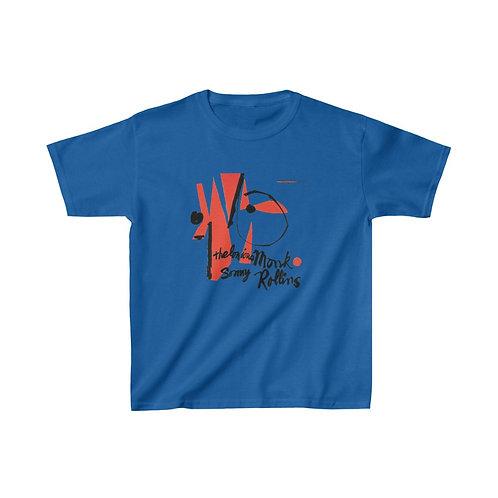 Monk/ Rollins  Kids Heavy Cotton™ Tee