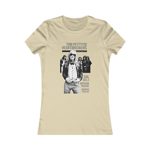 Tom Petty '79 Women's Favorite Tee
