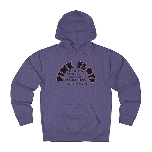 Pink Floyd 5.15.71- French Terry Hoodie